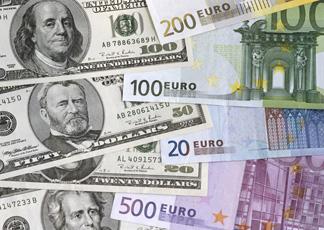 Euro/Dollaro, recupero lento